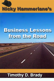 Nicky Hammerlane's Business Lessons from the Road